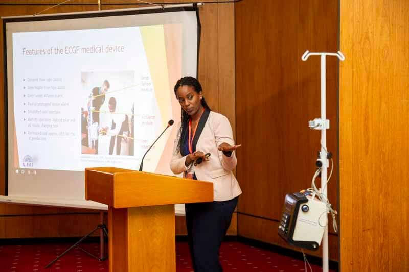 Drip drop sensor by Phillipa Makobore Ugandan Industrial Reseach Institute