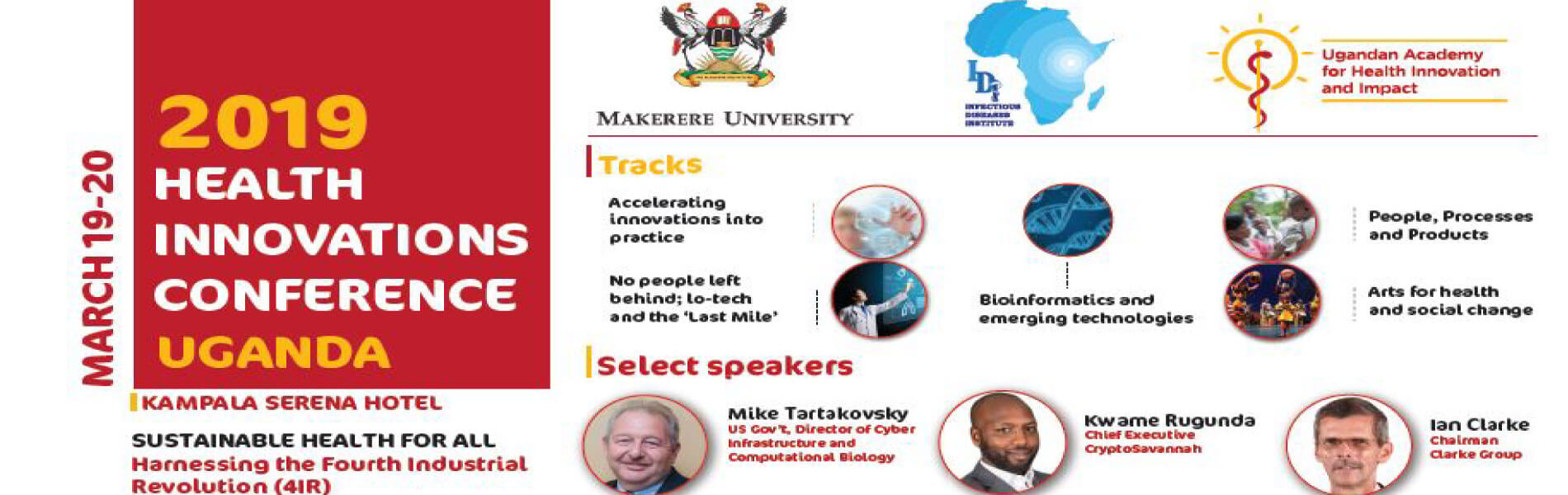 Health Innovation Conference-2019