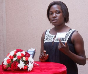 Carol Birungi Tahidi