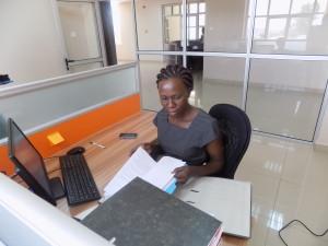 Jane Namukasa Wanyama, Post-Doctoral Student